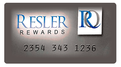 Patient Reward Cards at Resler Orthodontics in Saginaw and Clio MI