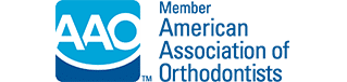 AAO Logo at Resler Orthodontics in Saginaw and Clio MI