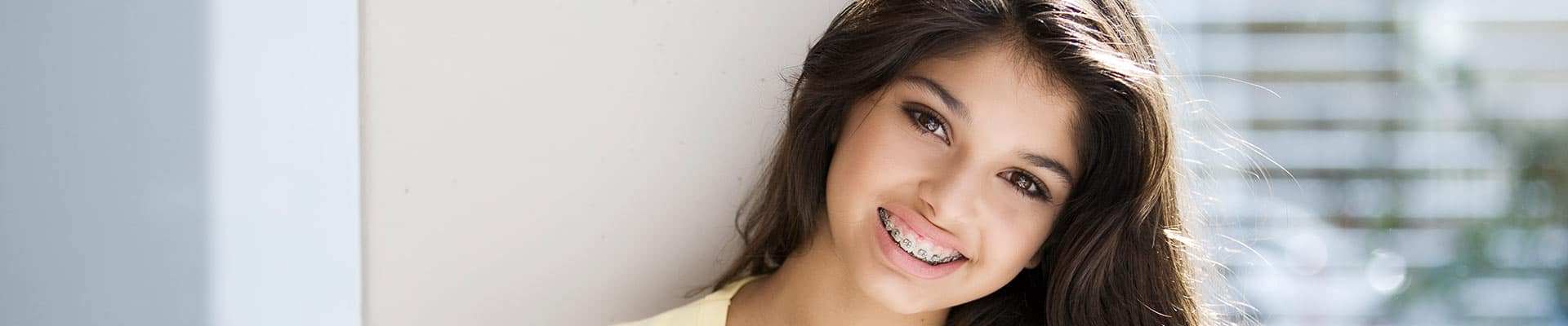 About Orthodontics Teen Girl at Resler Orthodontics in Saginaw and Clio MI