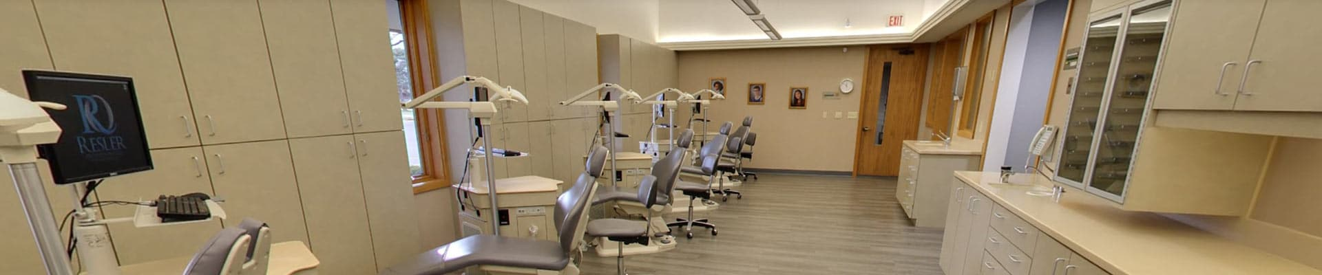 About Us Patient Stations at Resler Orthodontics in Saginaw and Clio MI