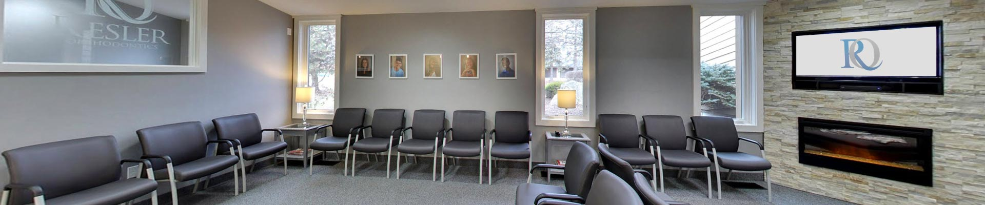 Contact Us waiting Room at Resler Orthodontics in Saginaw and Clio MI